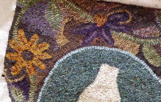 Punch Needle Rug Hooking Rug Hooking Linen by the yard